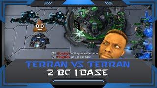 StarCraft 2 (RuFF Highlight): 2 BC 1 Base