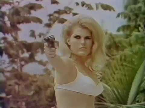 Danger! Women in Action! 1967 Mexispy, ENGLISH SUBTITLES