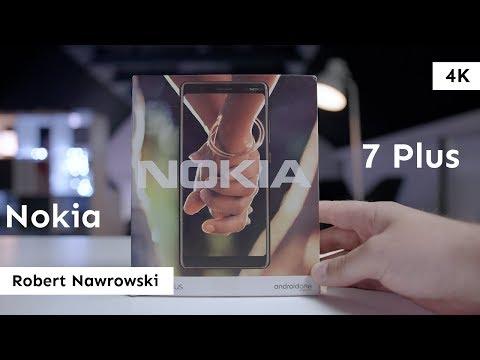 Nokia 7 Plus Rozpakowanie i konfiguracja | Robert Nawrowski