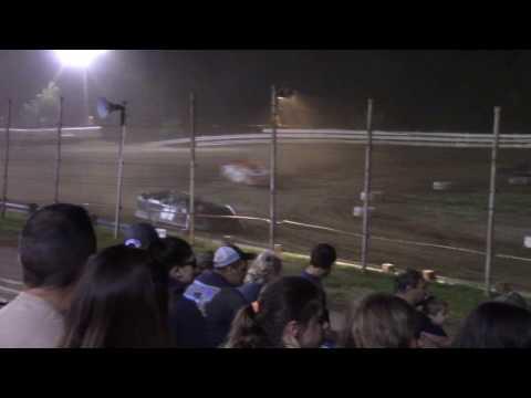 Hummingbird Speedway (6-17-17): BWP Bats Late Model Feature