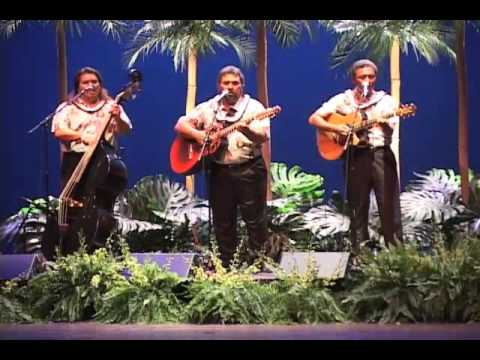 "Hawaiian musicians Makaha Sons perform ""I'll Remember You"" by Kui Lee"