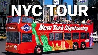 DOUBLE DECKER BUS TOUR NEW YORK CITY