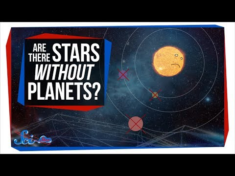 Do Any Stars NOT Have Planets?