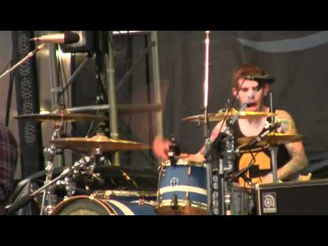 A Day to Remember - You Be Tails, I'll Be Sonic Live HD Bamboozle 2011