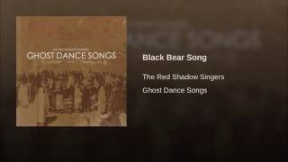 Gambar cover Red Shadow Singers Black Bear Song