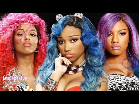 Why did The OMG Girlz disappear?  Zonnique Bahja Reginae JusBre Lolo