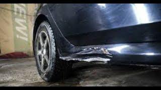 видео Кузовной ремонт, покраска авто в Барнауле