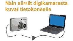 VTKL SeniorSurf: Näin siirrät digikamerasta kuvat tietokoneelle