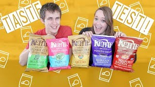 kettle chips review