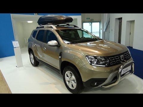 2018 Dacia Duster Comfort 1.2 TCe 125 - Auto Salon Bratislava 2018 Mp3