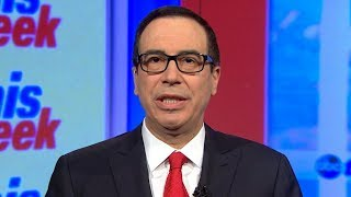 Treasury secretary on Trump administration's new tax plan