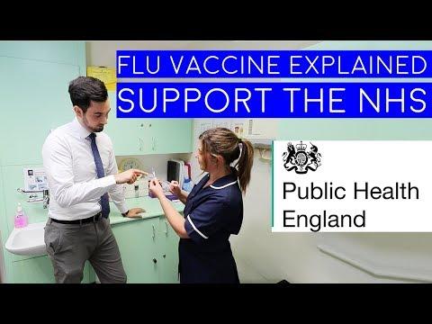 Flu Vaccine 2018 – 2019