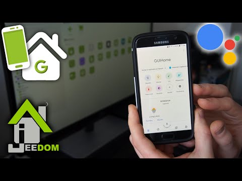 Jeedom 3.3: Geofencing 🚧 & Google Assistant 🎤