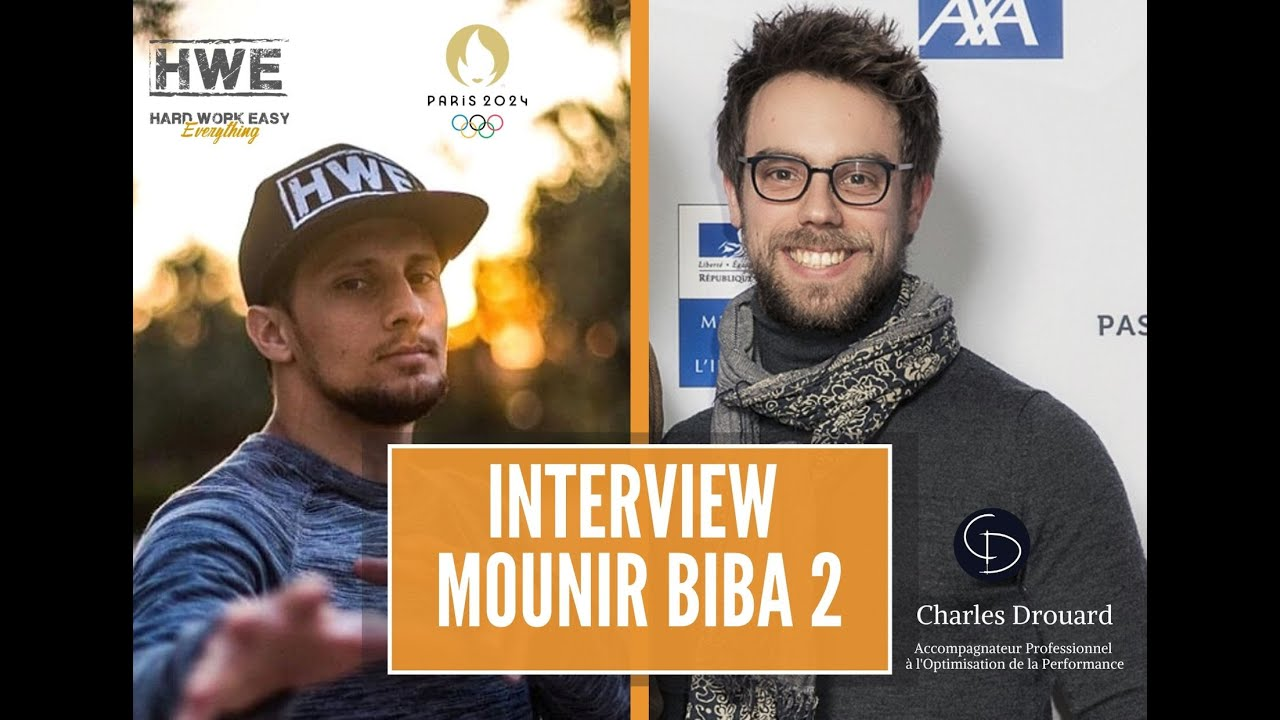 Interview Mounir Biba, champion mondial de Breakdance (partie 2/2)