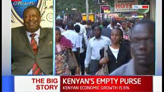Question on Kenya\'s debt sustainability (Part 2) |THE BIG STORY