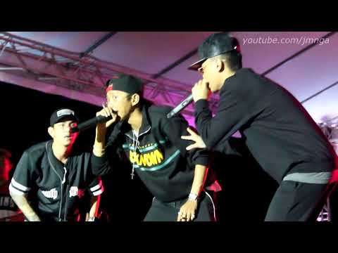 Hayaan mo sila  - Ex Battalion The Concert Live in Masbate
