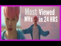 (Top 5) Most Viewed KPop Group MV in First 24 Hrs