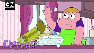 Clarence | Belson Touch | Minisode | Cartoon Network
