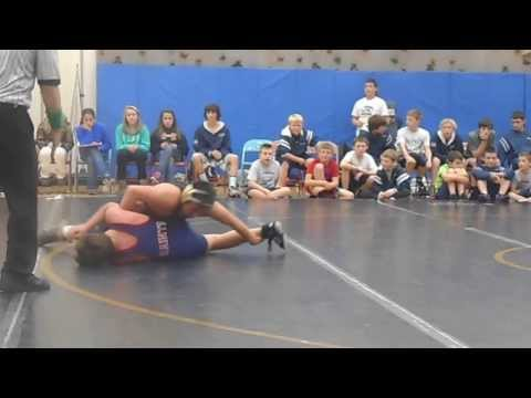 Fridley Middle school 2013 wrestling