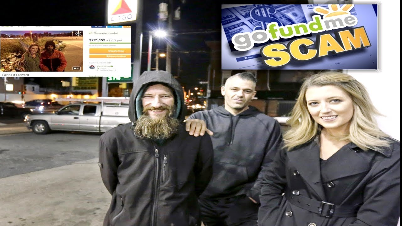 New Jersey Man Sues Couple After $400,000 Raised For Him Through Gofundme Is Gone.