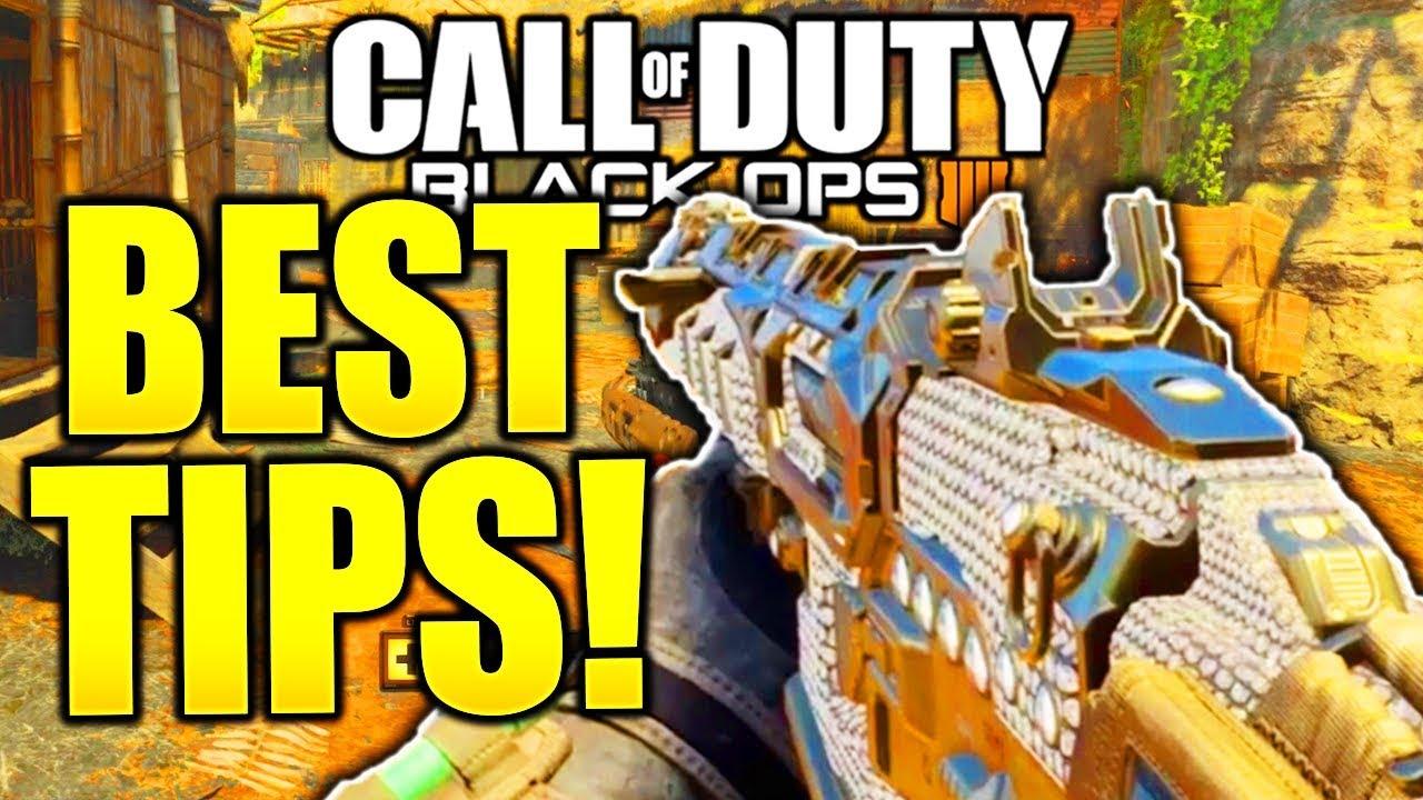 black ops 4 tips