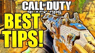 5 TIPS TO MAKE YOU A GOD AT BLACK OPS 4! BEST TIPS HOW TO GET BETTER AT COD BLACK OPS 4 TIPS!