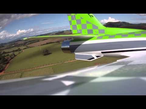 Green Flights VI ViperJet Project