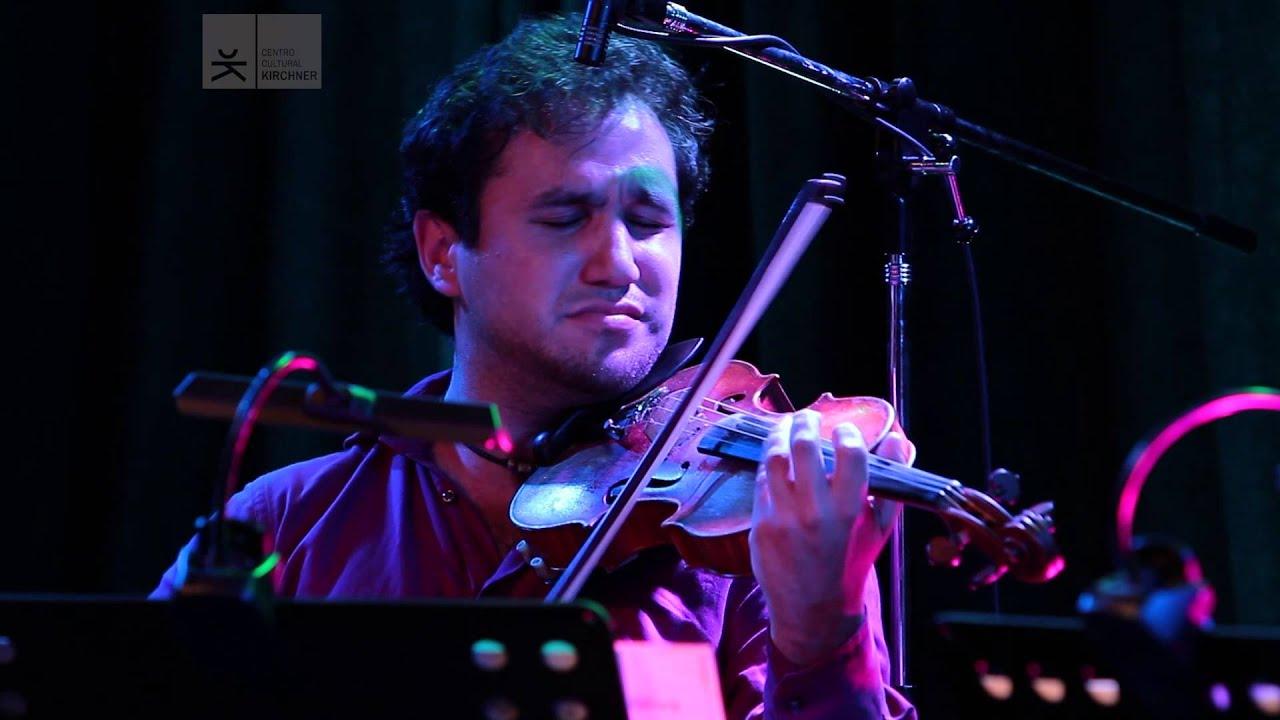 Cuareim Quartet/Marcelo Moguilevsky: Rosa | La Sala Federal