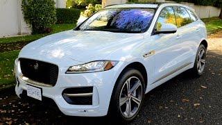 Jaguar F Pace Review--Second take