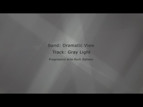 Dramatic View - Grey Light :: Progressive Art Rock - France HD
