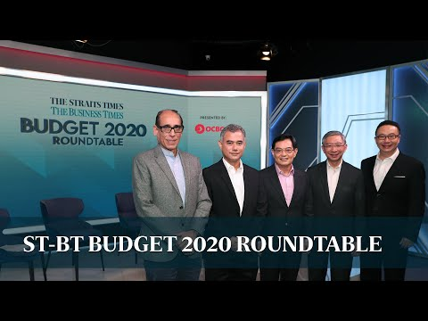 ST-BT Budget 2020 Roundtable: The outlook for the Singapore economy amid Covid-19 outbreak