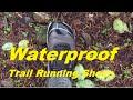 Waterproof Trail Runnng Shoes: Altra Lone Peak 2.0 w Polartec NeoShell
