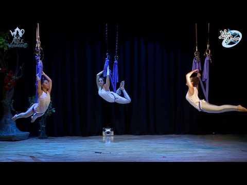 Alice In Wonderland- Libre Dance- Aerial Yoga