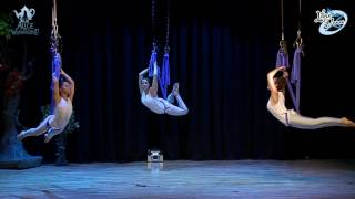 Alice in wonderland- Libre Dance- Aerial Yoga