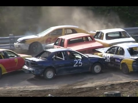 Thunder Valley Speedway - 2016 Action Recap