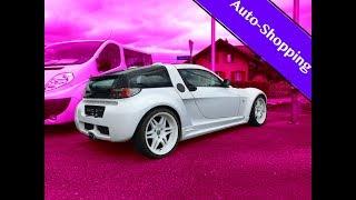 2004 Brabus Smart Roadster Coupe 101 | Patrick3331 geht Auto Shopping