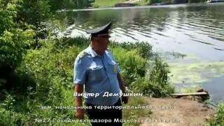 Берега рек Москва и Ока превращают в свалки мусора