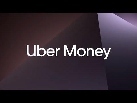 Introducing Uber Money   Uber