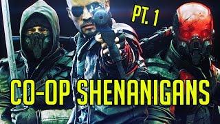 [Shadow Warrior 2] Co-op Shenanigans pt. 1
