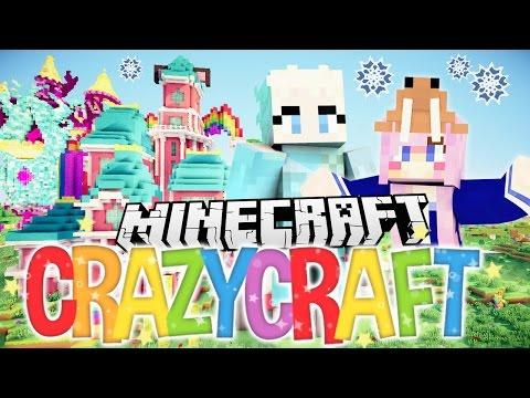 Mystery Prank Challenge | Ep 48 | Minecraft Crazy Craft 3.0