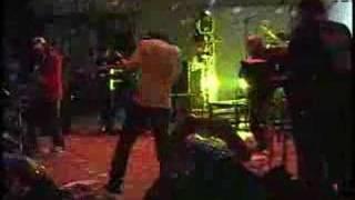 アーティスト:ROVO 曲:PYRAMID 場所:日比谷野外音楽堂 2004年5月5...