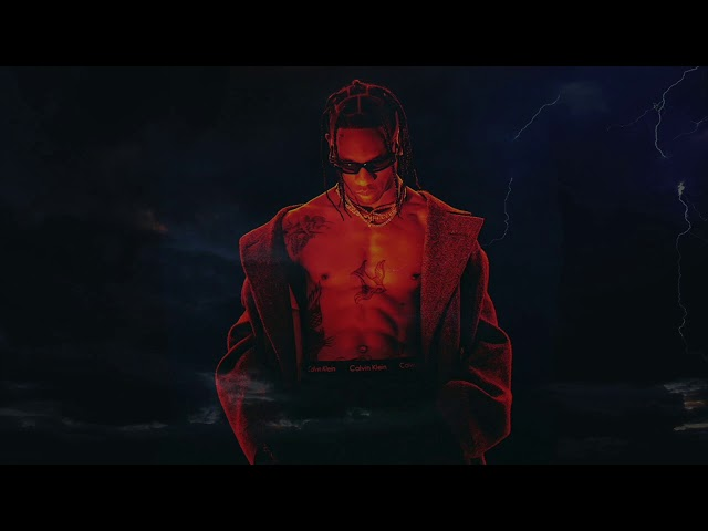 Travis Scott Type Beat - The Matrix
