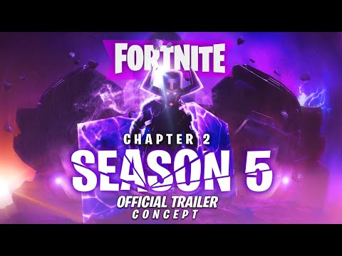 Fortnite Chapter 2 – Season 5   Concept Trailer