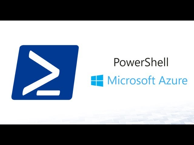 Day 2 - Managing Azure with Powershell - Part 1