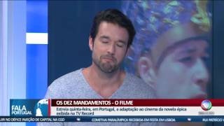 Fala Portugal - Entrevista a Camila Rodrigues e Sérgio Marone