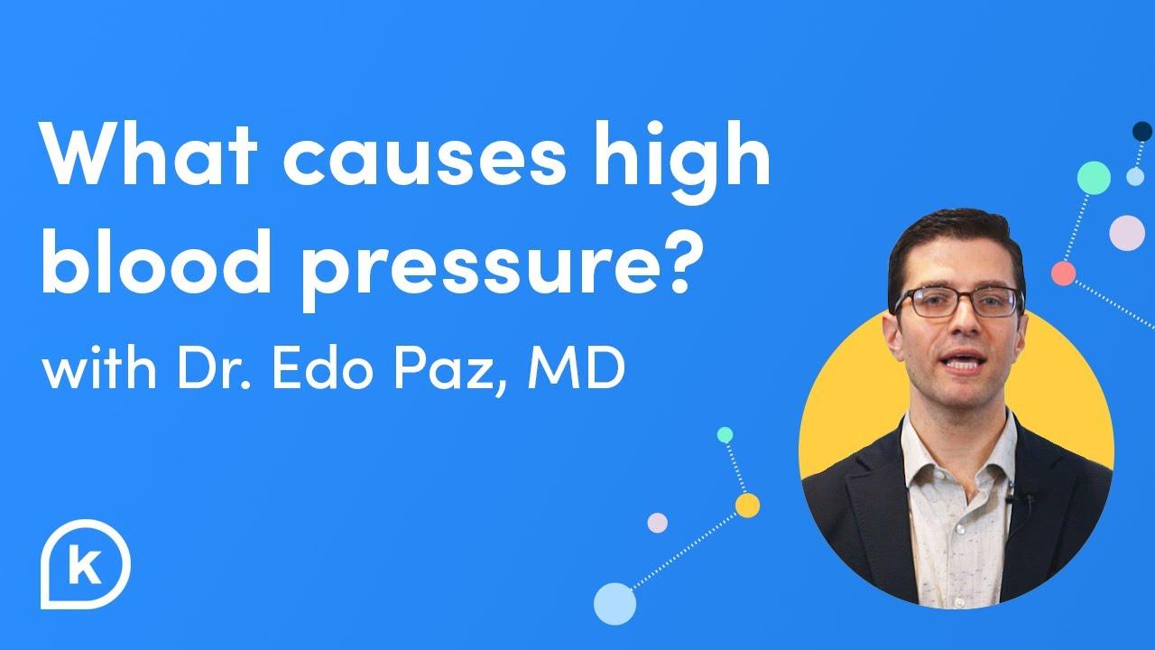 High Blood Pressure (Hypertension): Signs & Symptoms