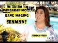 PANGARAP MO BANG MAGING SEAMAN? Jessica Soho with Rinell Banda