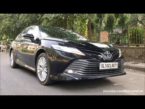 Toyota Camry Hybrid Electric XV70 2019 | Real-life Review