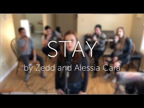 Stay (Zedd, Alessia Cara) - Fifth Street acapella cover