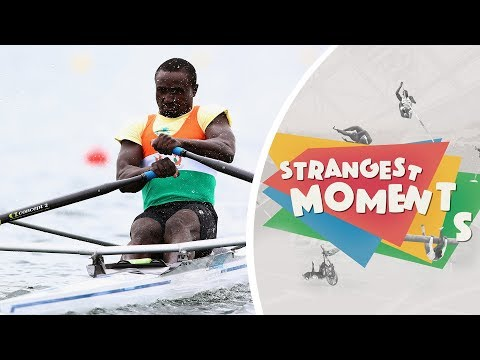 The Crowds Favourite Rower Did Not Win a Medal | Strangest Moments